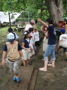 International survival mini-camp 2日_e0015223_7582827.jpg