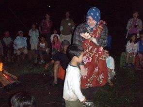 International survival mini-camp 2日_e0015223_816459.jpg