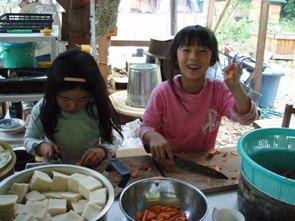 International survival mini-camp 2日_e0015223_854761.jpg