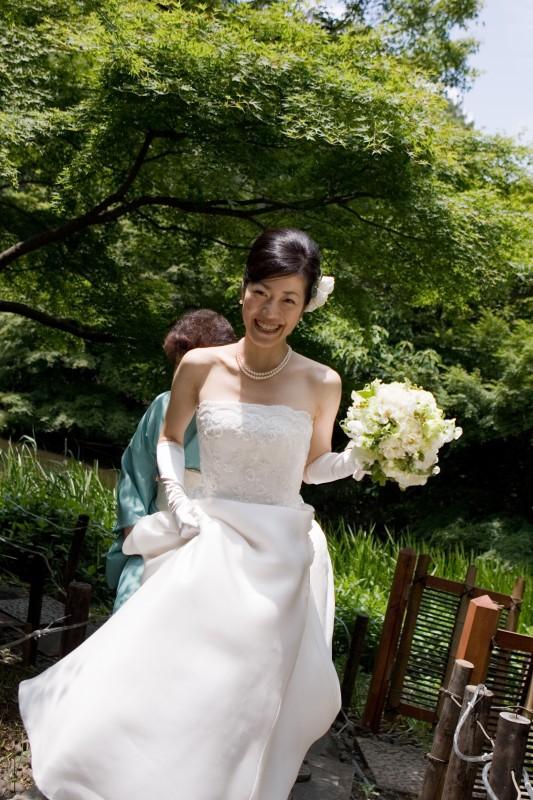 新郎新婦様からのメール 笑顔という報酬vol3_a0042928_2304625.jpg