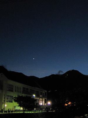 """夏宵の""""Venus""""・・・宵の""""明星""""_c0001578_1332879.jpg"""