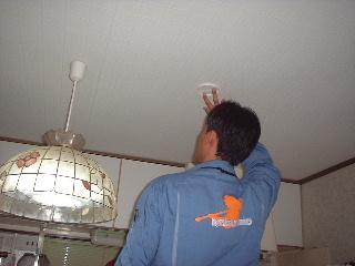 住宅用火災警報器の設置_f0031037_1553172.jpg
