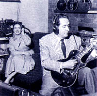 In the Good Old Summertime by Les Paul with Mary Ford その2_f0147840_20214685.jpg
