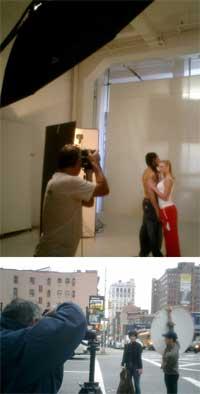 NYでモデルさんの撮影。_f0009746_125360.jpg