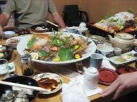 佐賀・長崎ゴルフ旅行2007その9~怒涛のお料理_c0060651_2283836.jpg