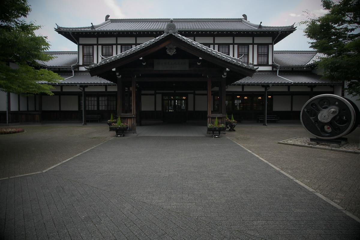 京都 梅小路蒸気機関車館_f0021869_2122029.jpg