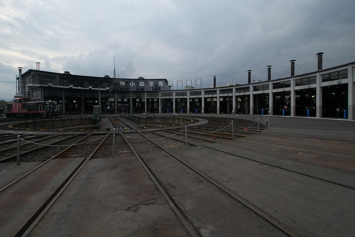 京都 梅小路蒸気機関車館_f0021869_21225089.jpg