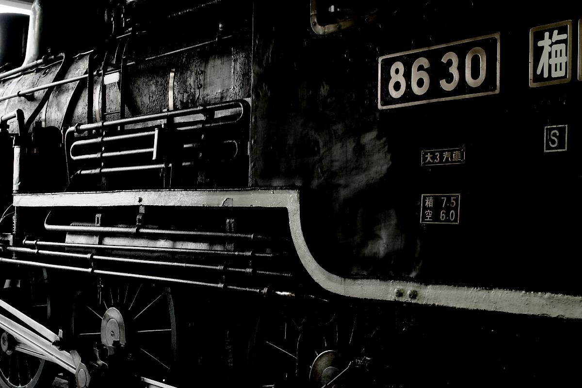 京都 梅小路蒸気機関車館_f0021869_21252753.jpg