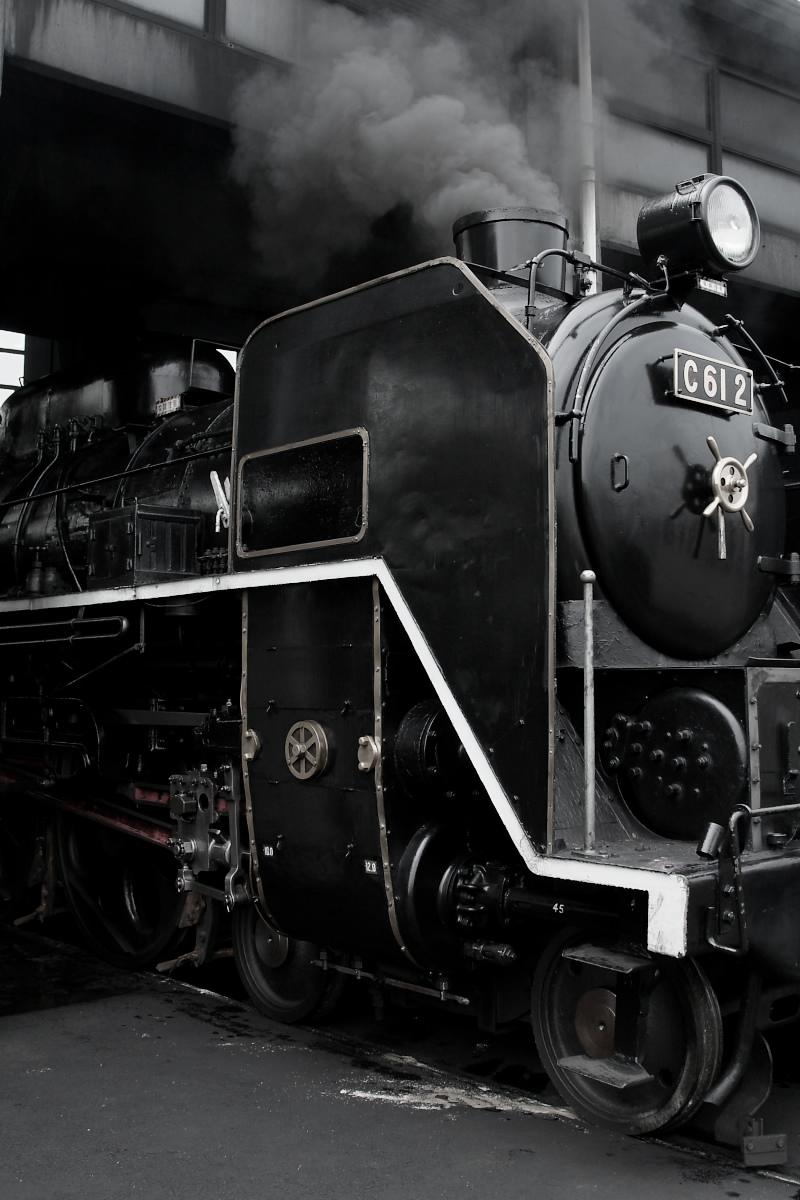京都 梅小路蒸気機関車館_f0021869_22115477.jpg