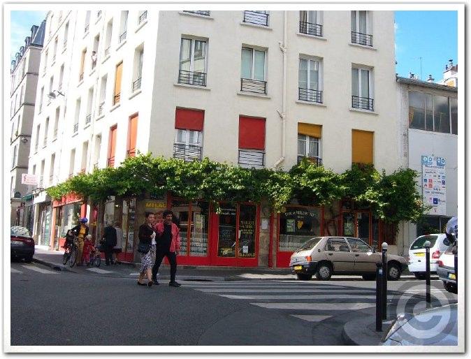 ■ ビストロ・メラックBISTRO MELAC(パリ)_a0014299_1853975.jpg