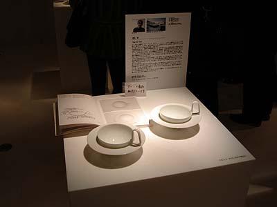 12人の現代建築家がデザインした12のカップ&ソーサー展を終えて_e0114296_10121525.jpg