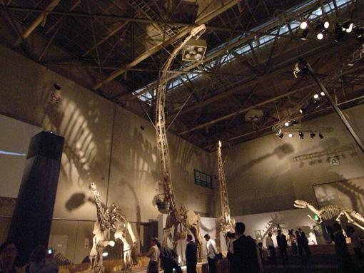 「アジア初・世界最新 恐竜大陸」開会式に行ってきましたよ。_a0077842_7413681.jpg