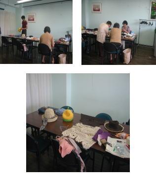 7月20日 金曜日 編み物教室&水彩画教室_c0113948_16534052.jpg