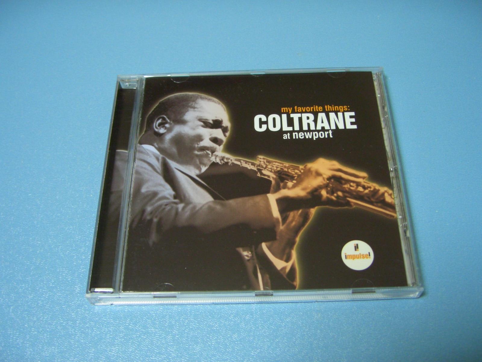 John Coltrane / My Favorite Things: Coltrane at Newport_c0062649_23212461.jpg