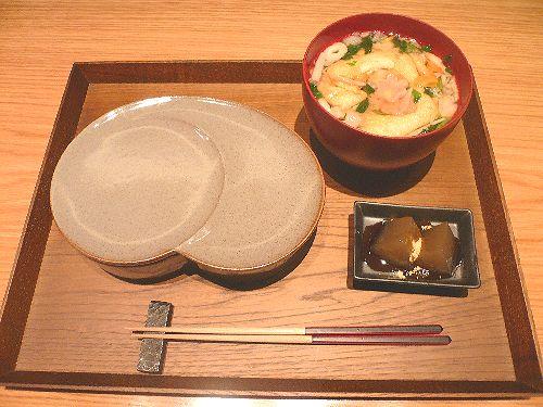 東京ミッドタウン  サントリー美術館 の 水音 と 加賀麩 不室屋。。。 ..。.゚。*・。♡ _a0053662_03709.jpg