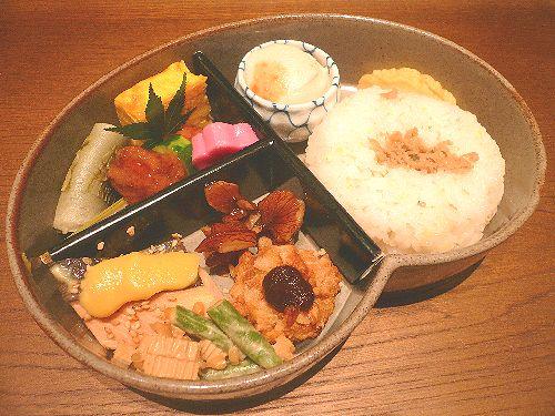 東京ミッドタウン  サントリー美術館 の 水音 と 加賀麩 不室屋。。。 ..。.゚。*・。♡ _a0053662_03909.jpg