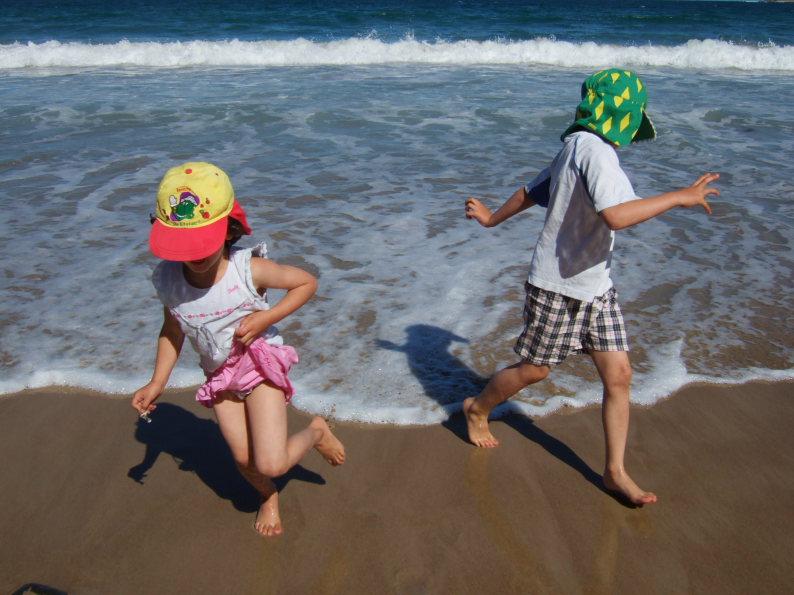 夏だ!海だ!キャンプだ!_f0137354_2052660.jpg