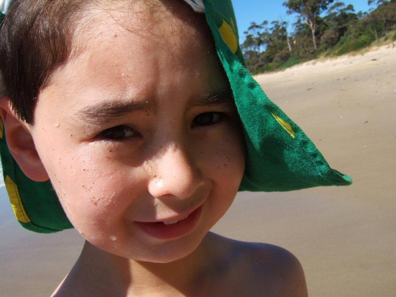 夏だ!海だ!キャンプだ!_f0137354_2074640.jpg