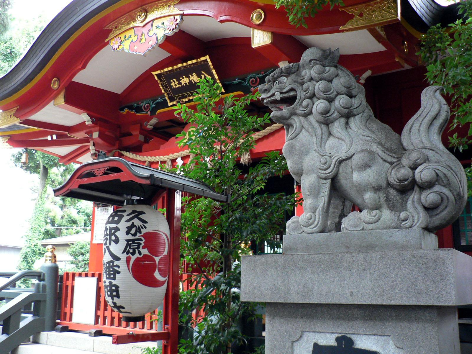 久が原西部八幡神社_e0123189_15462169.jpg