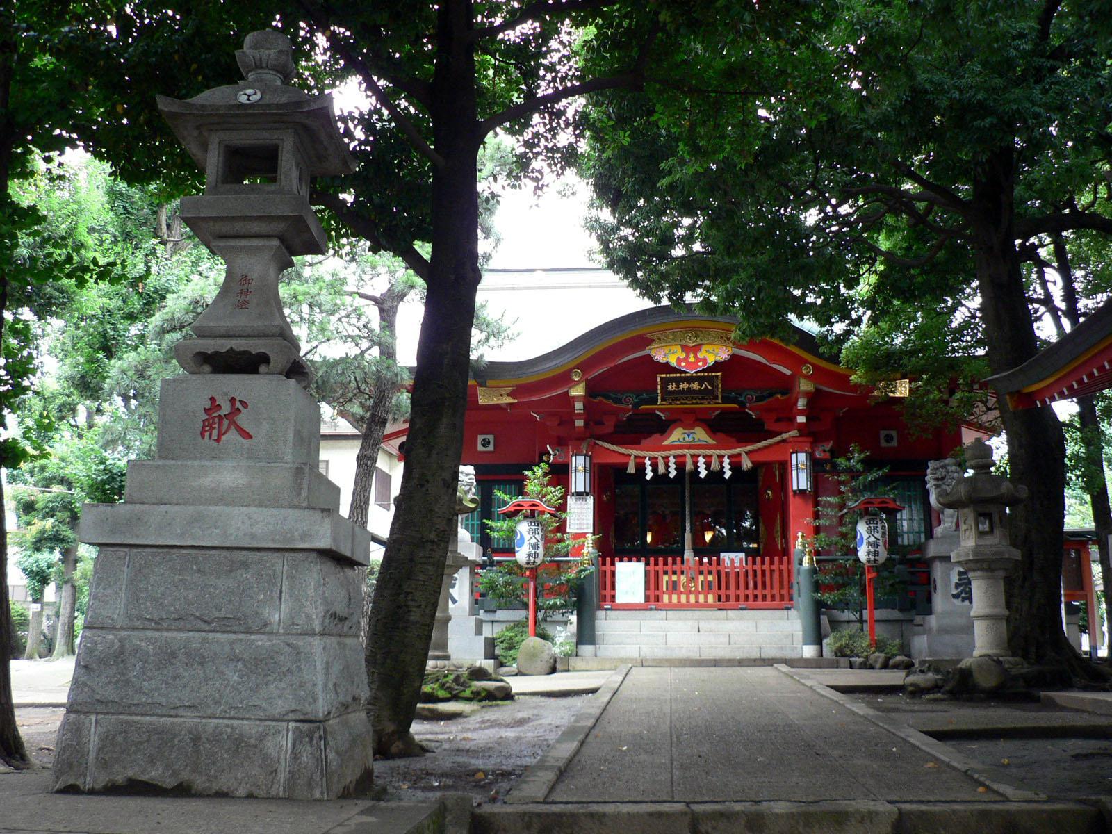 久が原西部八幡神社_e0123189_15463872.jpg