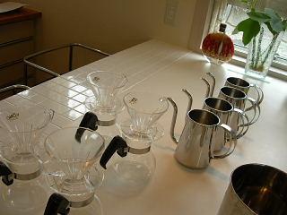 コーヒーの淹れかた教室・2回目_e0109554_19473696.jpg