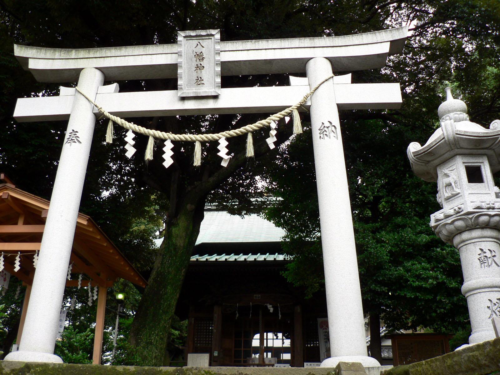 久が原東部八幡神社_e0123189_14184924.jpg