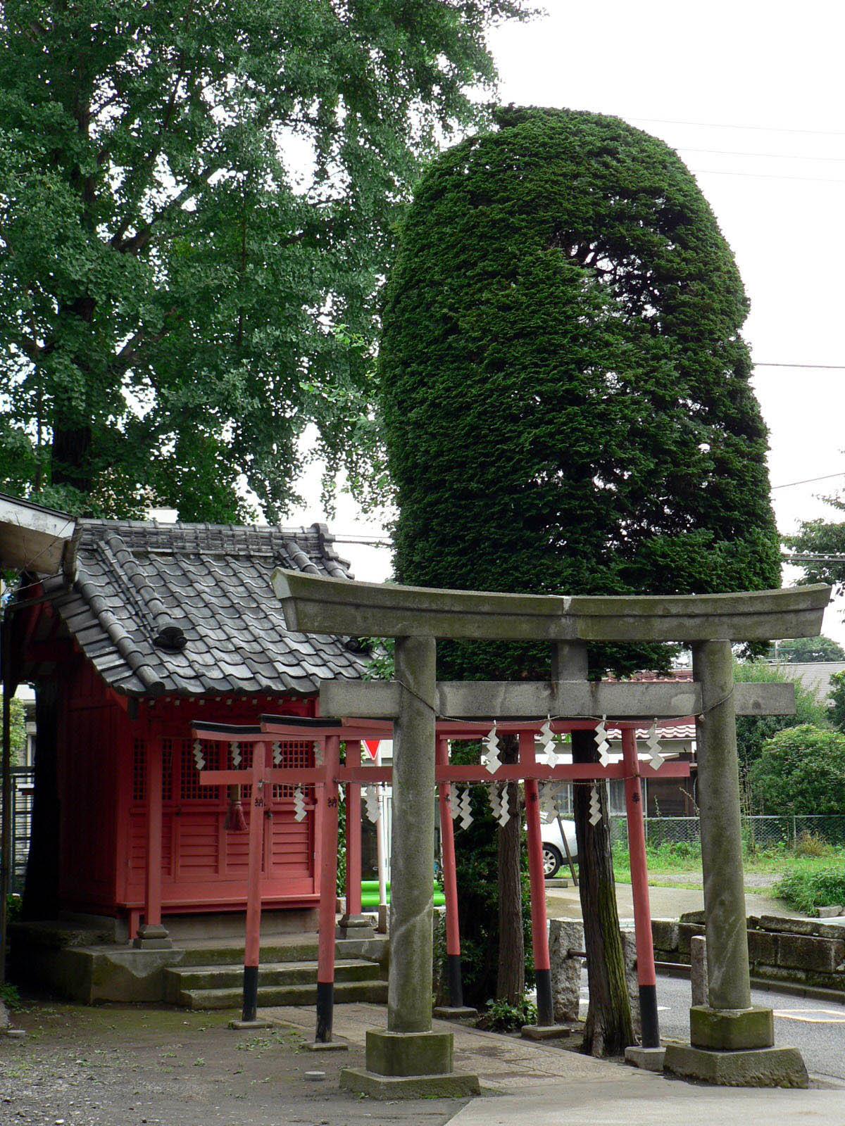 久が原東部八幡神社_e0123189_14191263.jpg