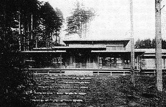秩父宮殿下御登山記念館(関根要太郎設計作品)その3_f0142606_22322850.jpg