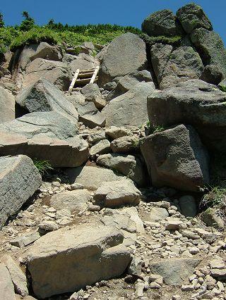 岩菅山~赤石山~大沼池 1/2_a0023246_22285870.jpg