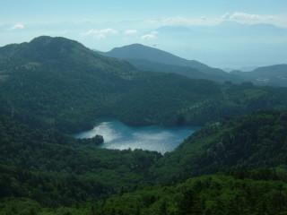 岩菅山~赤石山~大沼池 2/2_a0023246_22312542.jpg