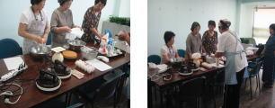 7月24日 火曜日 フラダンス&栗林さんのお菓子教室_c0113948_1752025.jpg