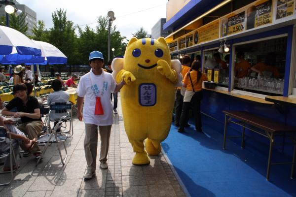 札幌ビアガーデン・スナップ写真_b0103470_204693.jpg
