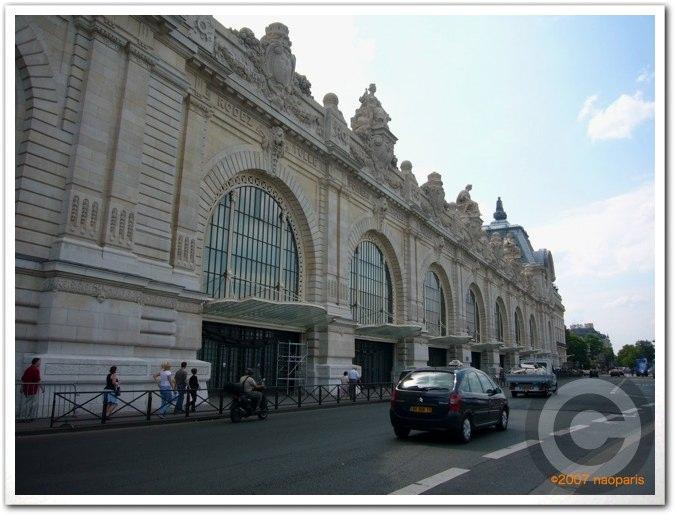 ■夏のオルセ美術館(パリ)_a0008105_5243424.jpg