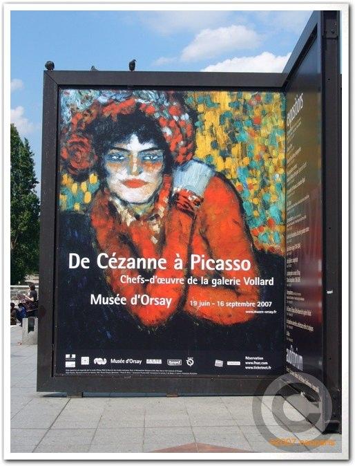 ■夏のオルセ美術館(パリ)_a0008105_524482.jpg
