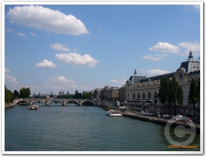■夏のオルセ美術館(パリ)_a0008105_5245386.jpg