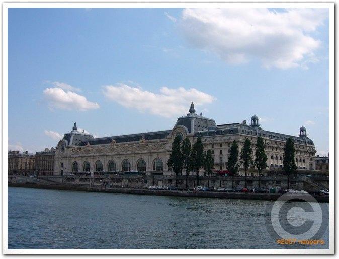 ■夏のオルセ美術館(パリ)_a0008105_525885.jpg