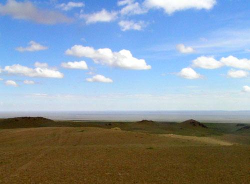 モンゴル ゴビ砂漠へ1_e0048413_211604.jpg
