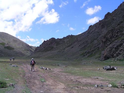 モンゴル ゴビ砂漠へ1_e0048413_2118360.jpg