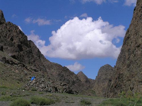 モンゴル ゴビ砂漠へ1_e0048413_21184833.jpg