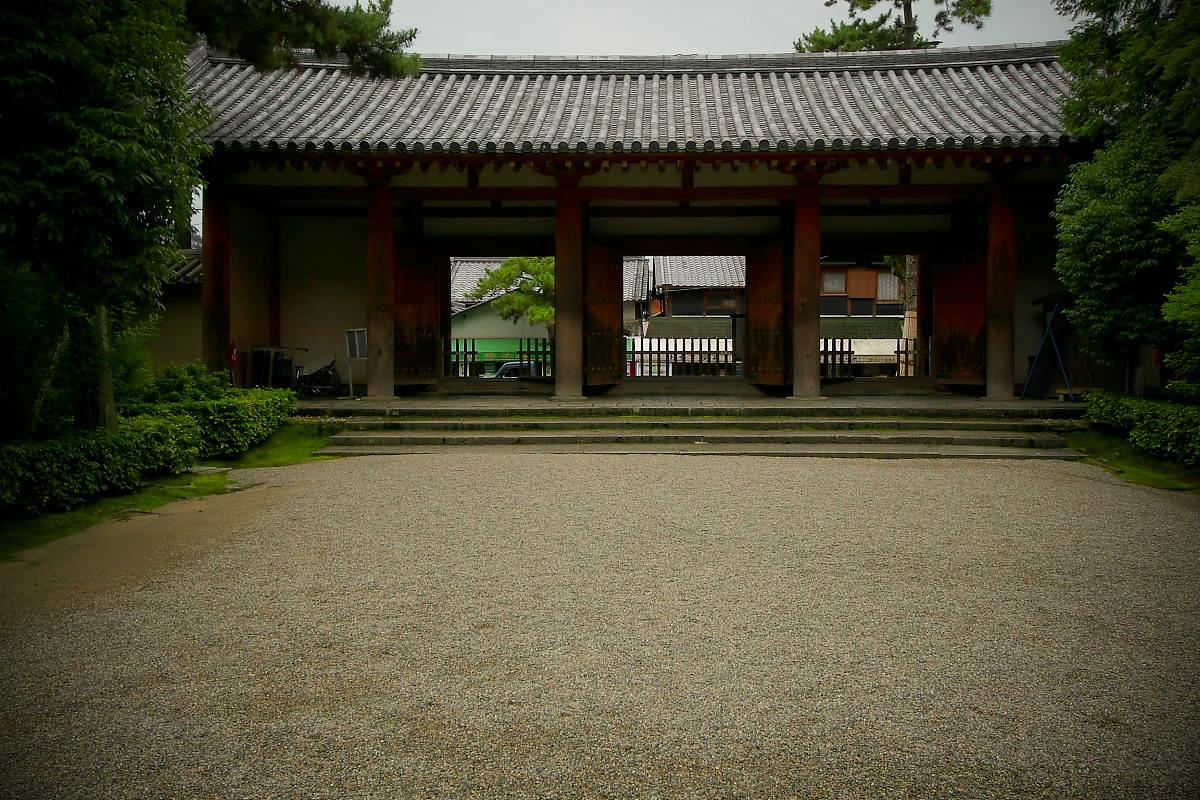 古寺を巡る 奈良 <唐招提寺> 1_f0021869_9274679.jpg