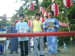 神戸からのわすれない♪長田神社の夏越の祭 つづき #209_e0068533_1721214.jpg