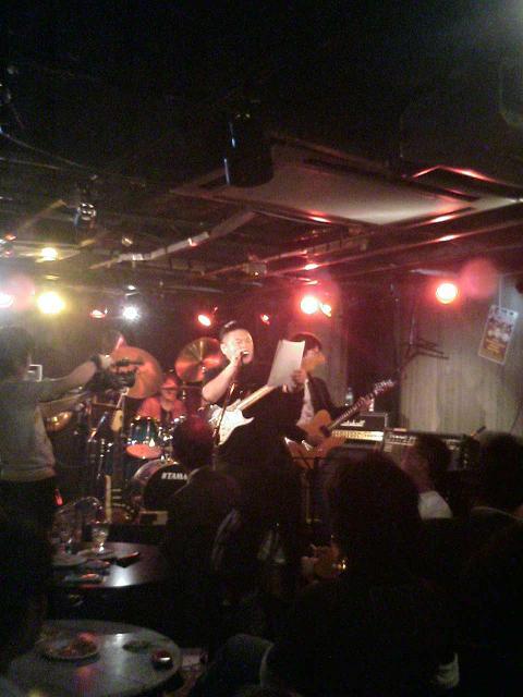 62.LOVEARTH Boogie Night in TAURUS_e0013944_348273.jpg