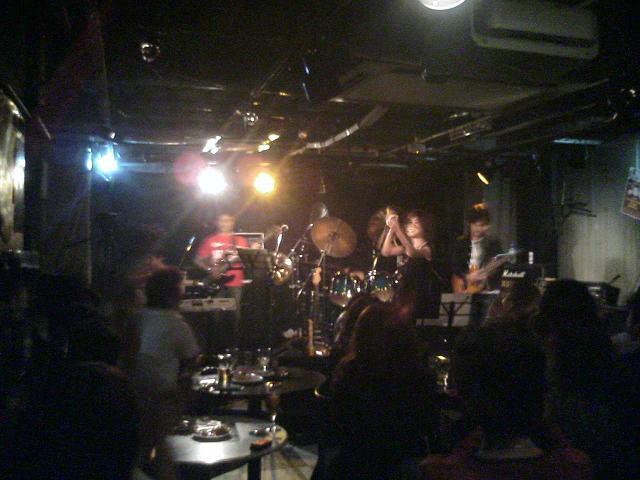 62.LOVEARTH Boogie Night in TAURUS_e0013944_3513976.jpg