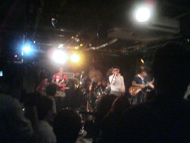 62.LOVEARTH Boogie Night in TAURUS_e0013944_4144378.jpg