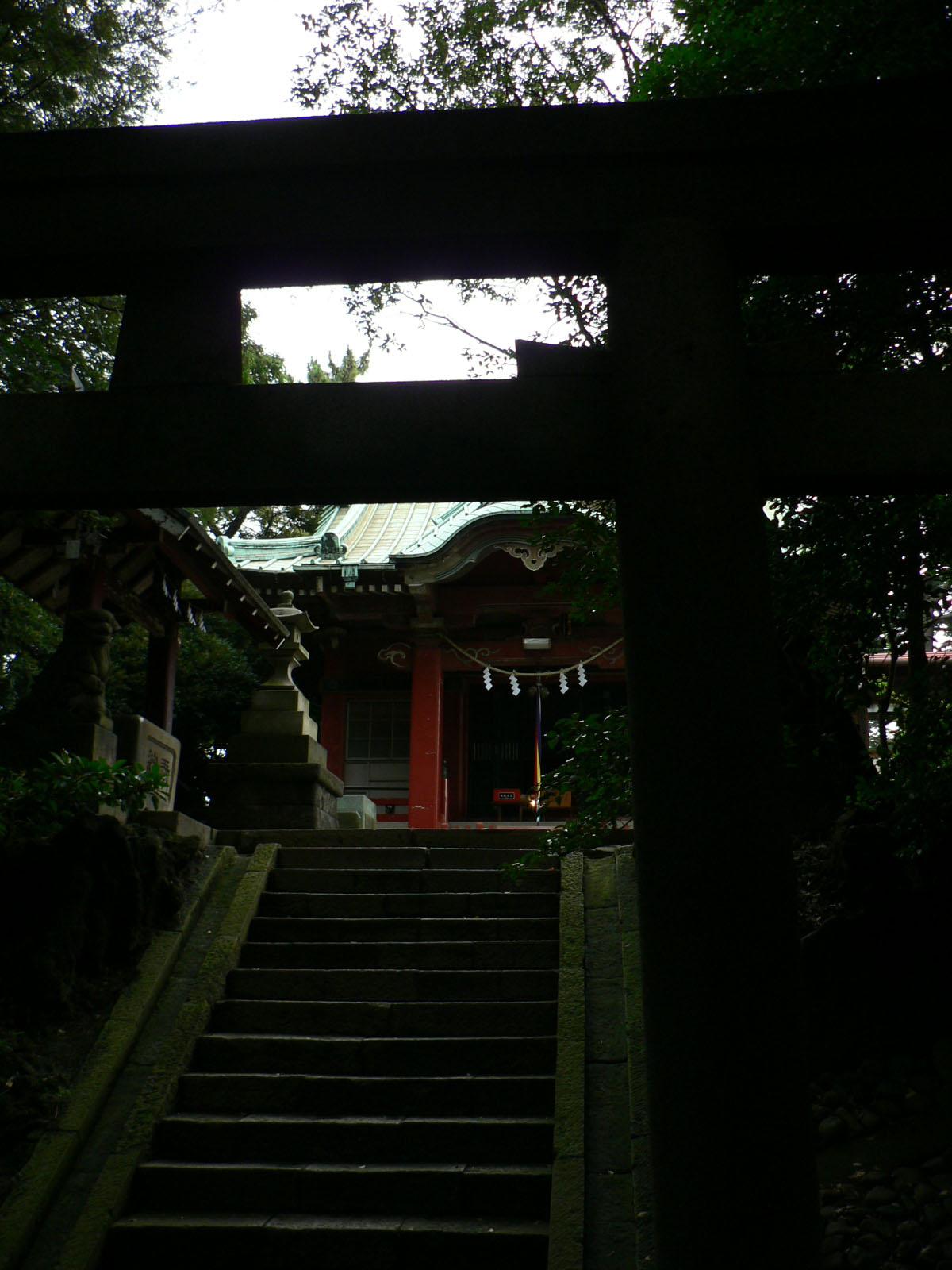 子安八幡神社_e0123189_15475453.jpg