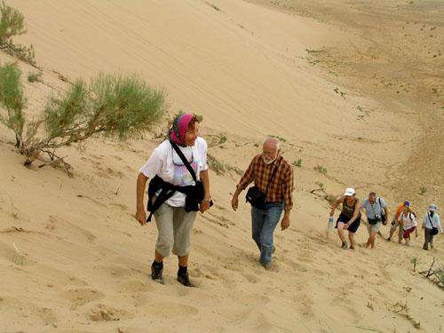 モンゴル ゴビ砂漠5_e0048413_1920419.jpg