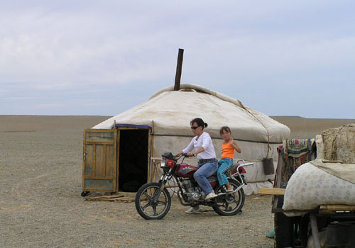 モンゴル ゴビ砂漠6_e0048413_2185637.jpg