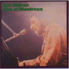 Ben Sidran「Live at Montreux」(1978)_c0048418_2218382.jpg