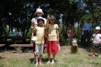 2007自然工作[竹風鈴をつくろう!]  in  うみべの森_c0108460_16101414.jpg