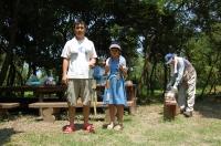 2007自然工作[竹風鈴をつくろう!]  in  うみべの森_c0108460_1612272.jpg